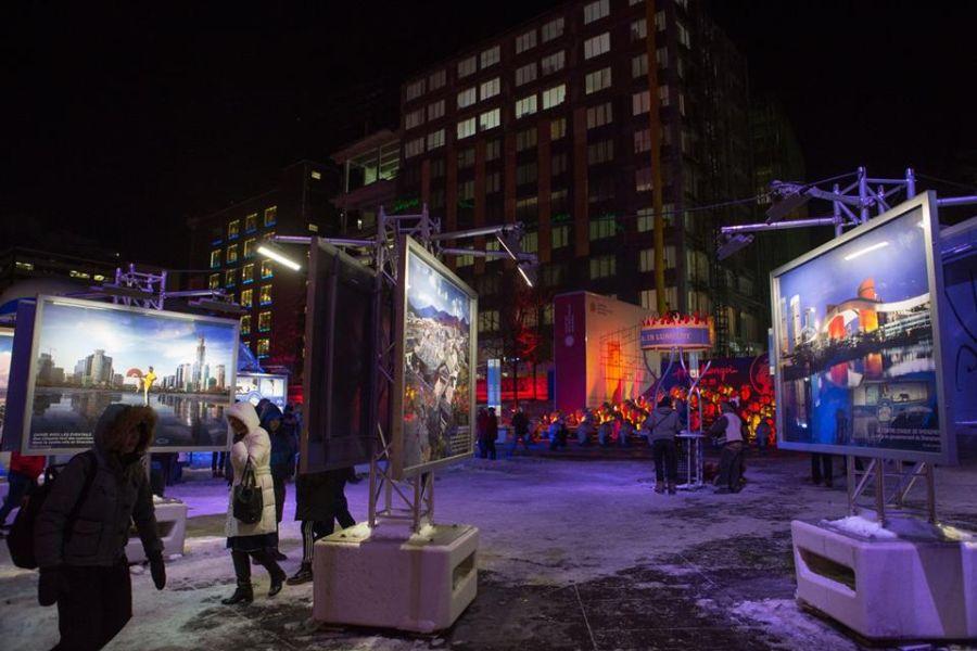 Frédérique Ménard-Aubin - Exposition photo sur Shenzhen