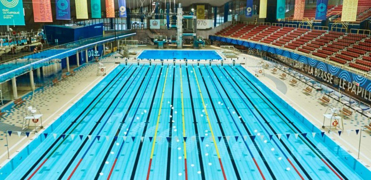 Mattv nager pour danser la piscine olympique - Piscine du stade olympique ...