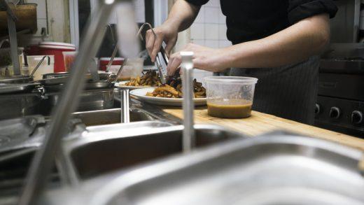 La P'tite Bisoune en préparation - La Brasserie St-Denis