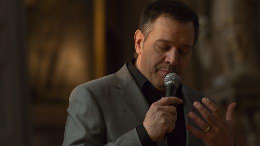 lancement de disque de Mario Pelchat