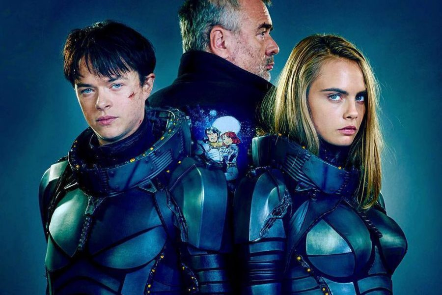 Картинки по запросу valerian and the city of a thousand planets