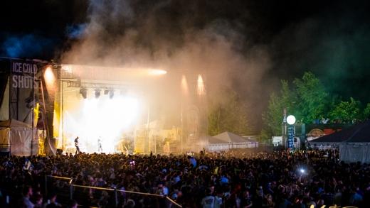 Rockfest 2017, jour un