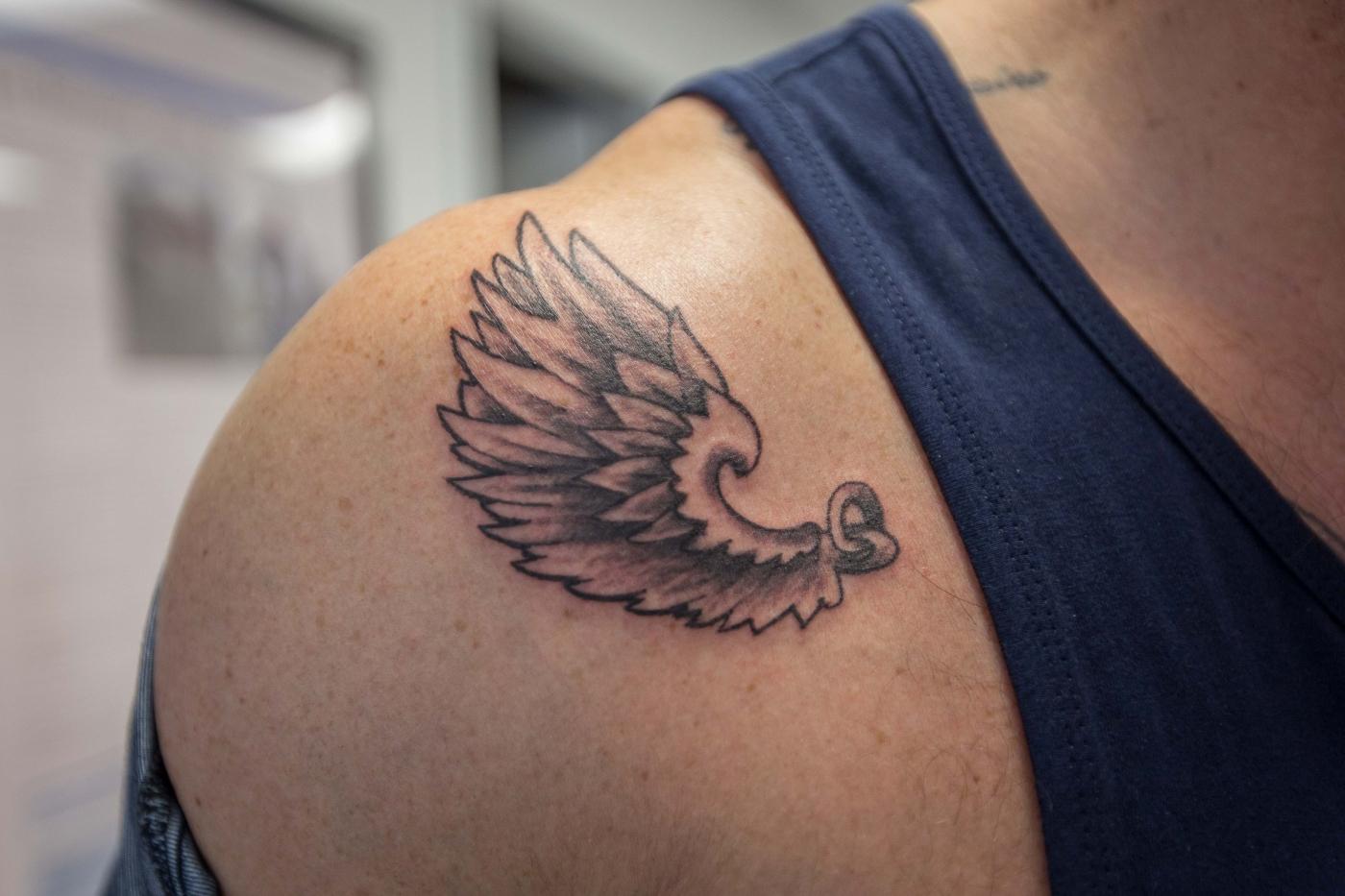 Tattoo final Mathieu Baron