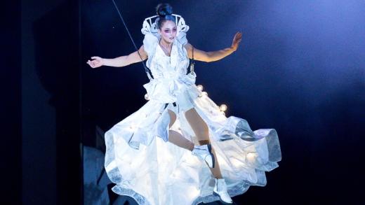 Cirque du Soleil présente Stone