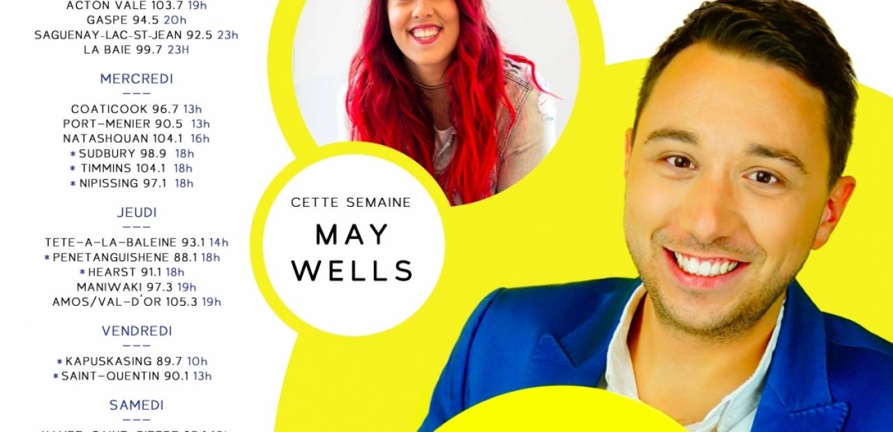 May Wells - Studio M