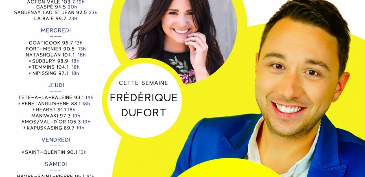 Stdio M - Frederique Dufort