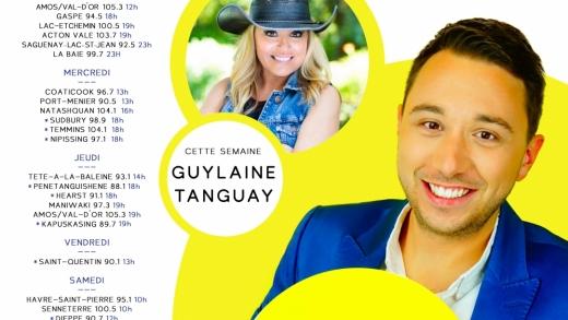 Stdio M - Guylaine Tanguay (1er octobre)