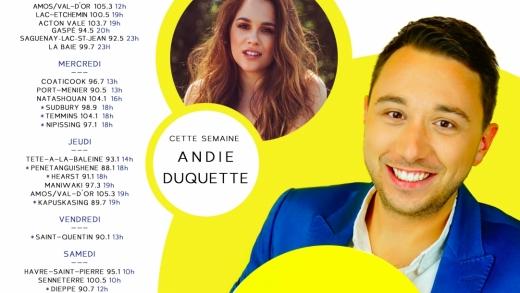 Stdio M - andie duquette