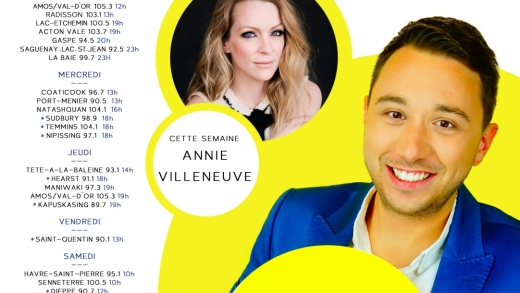 Mathieu 8x11 - Annie Villeneuve