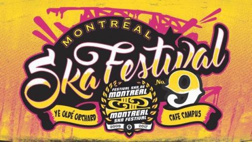 Festival Ska de Montréal 2017
