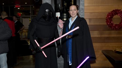 Soirée The Last Jedi MTL