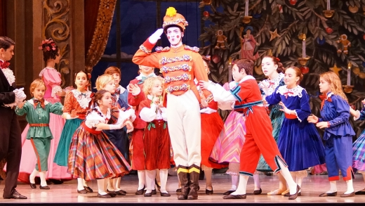 Les Grands Ballets présentent Casse-Noisette