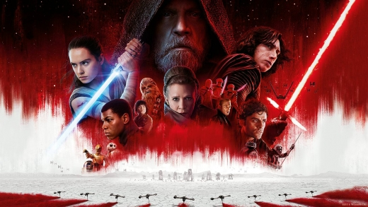 Visionnement : Star Wars the Last Jedi