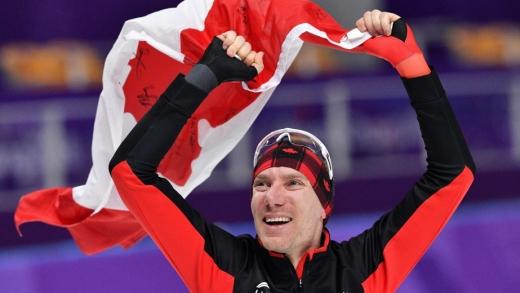 Le Canada brille aux Jeux olympiques d'hiver de 2018
