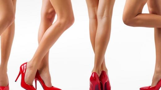 Les-jambes - une