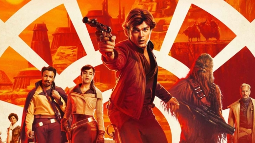 Visionnement : Solo a Star Wars Story