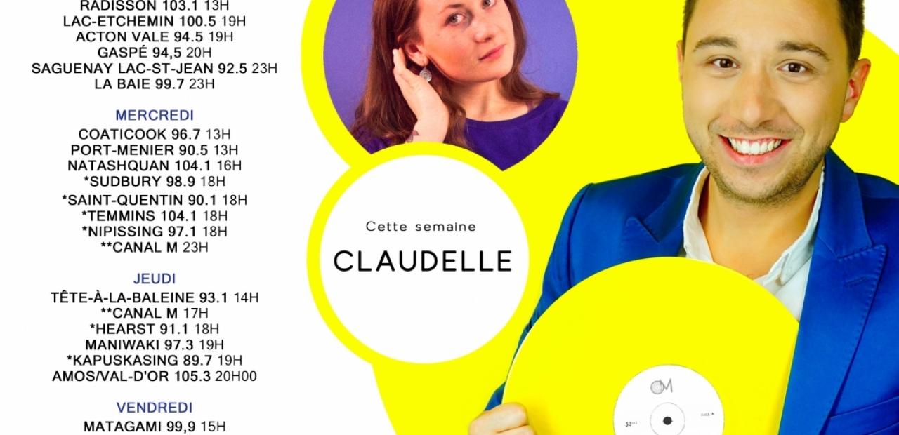Mathieu 8x11 - Claudelle