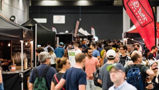 L'édition 2017 du Festival Mondial de la bière.