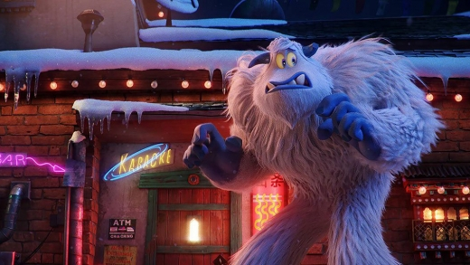 Visionnement : Smallfoot