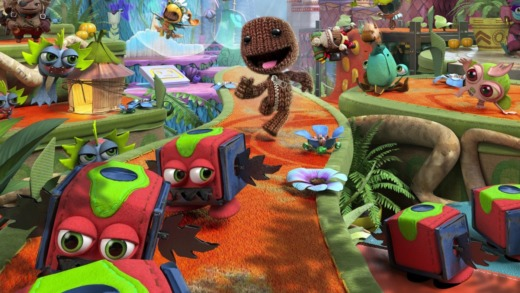 #MatPlusUltra: Sackboy A Big Adventure
