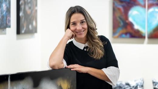 Entrevue avec l'artiste peintre Josianne Monette