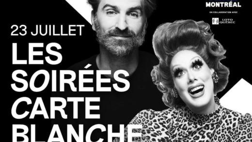 Soirée Carte Blanche – Rita Baga et Jean-Thomas Jobin