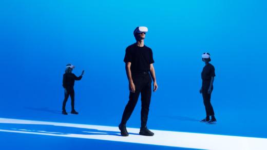 L'Infini, parcours virtuel 360